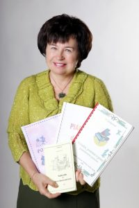 Mokytoja ekspertė Vanda Šarkuvienė