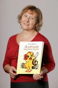 Mokytoja ekspertė Tamara Žagarienė