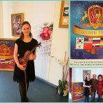 Tarptautinio konkurso Music Fireworks in Baden -Wuerttemberg 2018 I vietos laurete Neda Usonyte (smuikas)