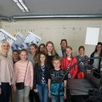 Ekskursija A. Brako dailės mokykloje
